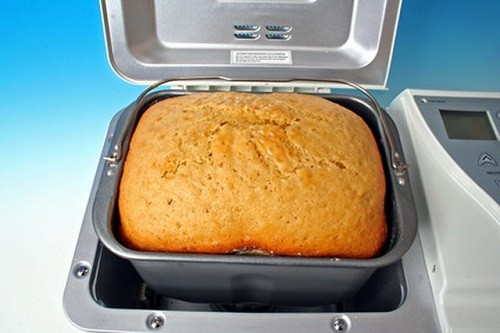 Baked Bread In Machine