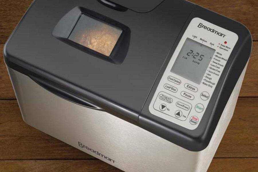 Breadman TR2500BC Ultimate Plus Breadmaker Review