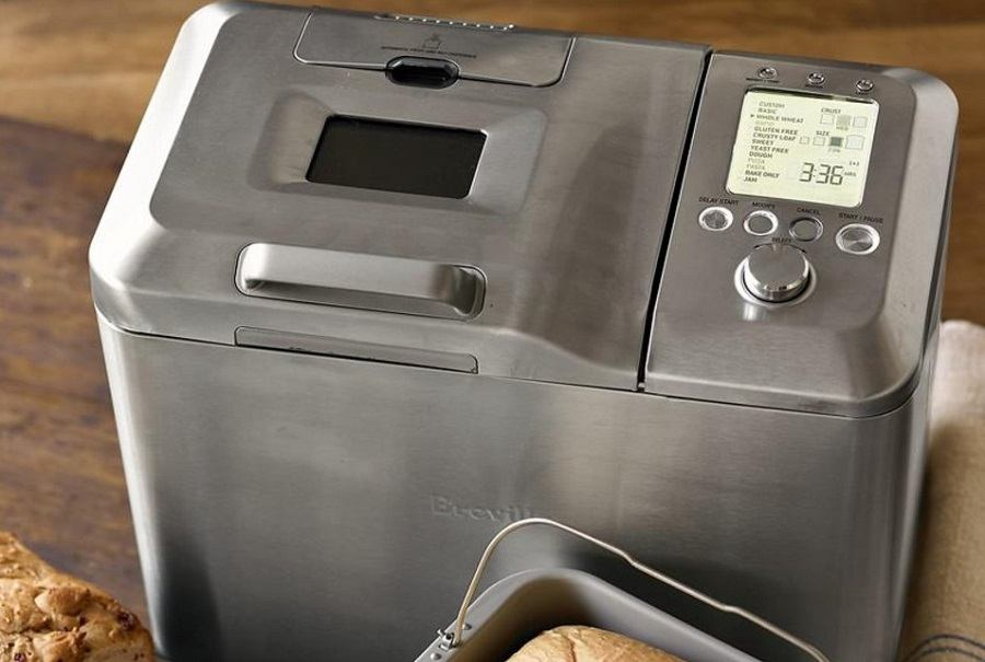 Breville BBM800XL Bread Maker Review