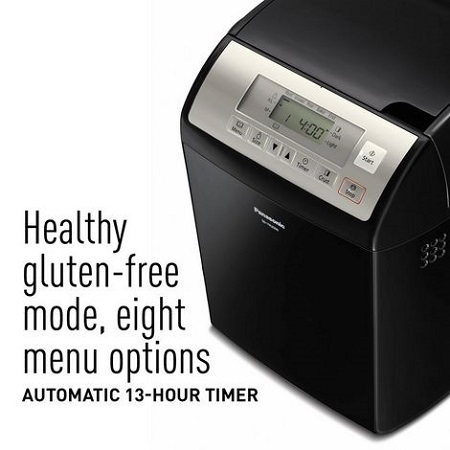 Panasonic SD-YR2500 Bread Maker Mode