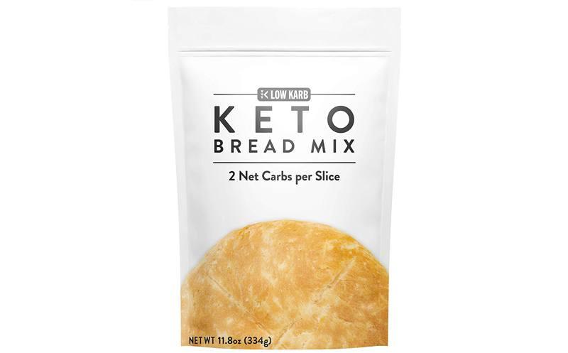 Low Karb Keto Bread Mix