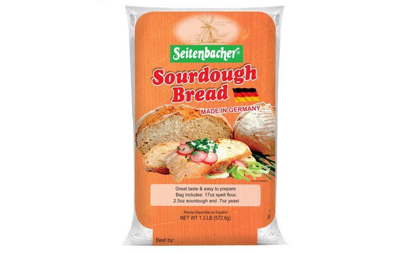 Seitenbacher German Sourdough Bread Mix