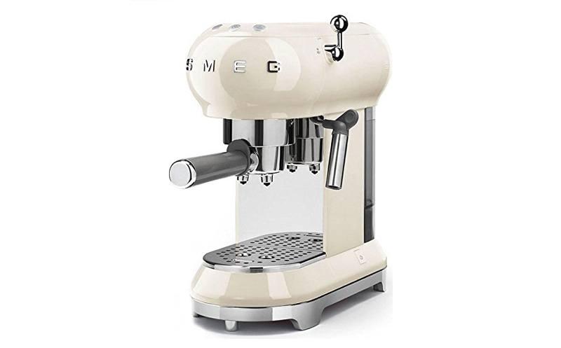 Smeg Espresso Coffee Machine ECF01CRUS