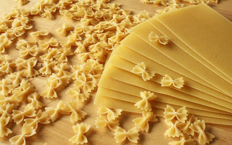 Tips for Making Pasta Dough