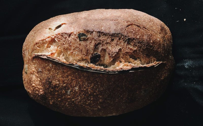 Steps in Bread Fermentation