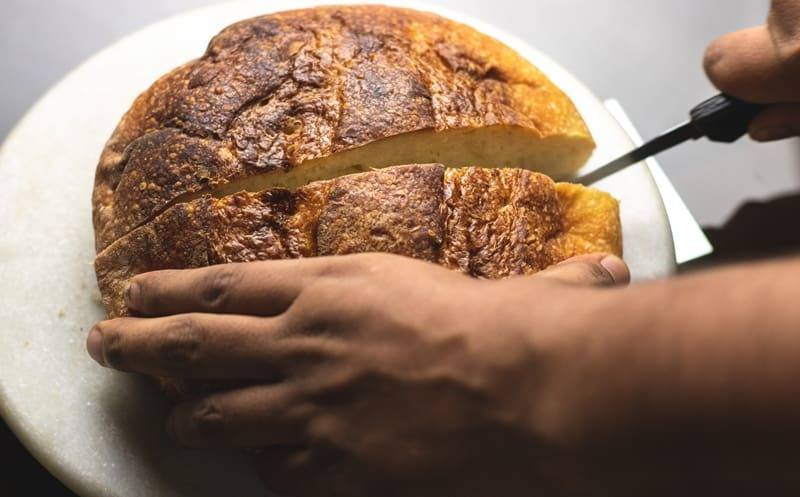 Sweet Milk and Honey Bread