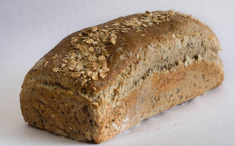 Nutrition Content of Whole Wheat Bread