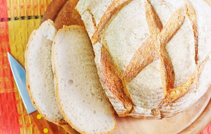 Make Bread Without Yeast – a Delicious Loaf You Can Bake in A Hurry